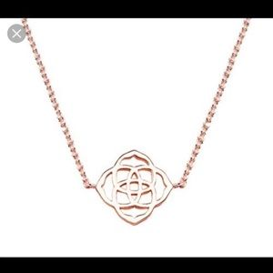Kendra Scott Jewelry - Rose Gold Decklyn